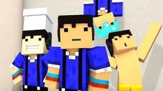 getlinkyoutube.com-TAURTIS CLONES! - (Minecraft Animation)