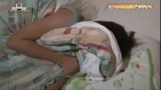getlinkyoutube.com-小島瑠璃子 ドッキリで寝起きのすっぴんがバレる!