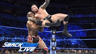 Randy Orton vs. Shelton Benjamin: SmackDown LIVE, April 24, 2018 width=