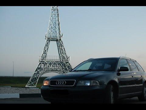 Замена свечей зажигания Audi A4 B5 2.8 ALG