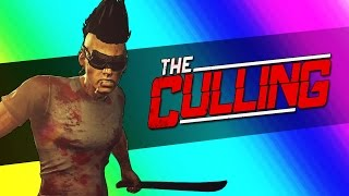 getlinkyoutube.com-The Culling Funny Moments - Delirious's Man Finder (Hunger Games / Battle Royale)