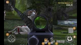 getlinkyoutube.com-Deer Hunter 2014 Holiday Event Shotgun 1 to 5 (Gameplay)