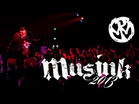 Convention Coverage - Musink 2013 with Fletcher from Pennywise