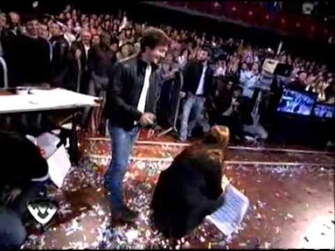 Showmatch 2011 - Pampita, una campeona para el debut