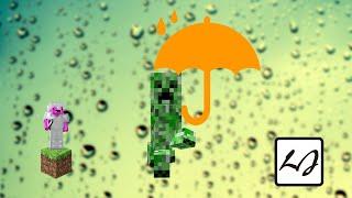 getlinkyoutube.com-【阿飄日常】Minecraft 苦力怕雨的天氣。