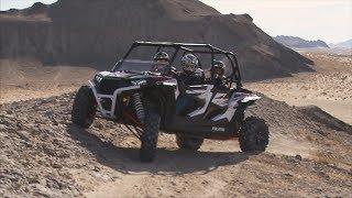 getlinkyoutube.com-Polaris 1000XP Razor 4 Seater Review