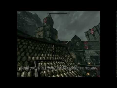 The Skyrim Song (the Dragonborn comes)