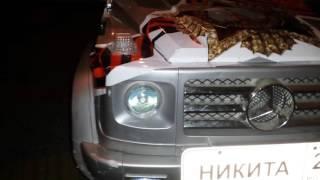 getlinkyoutube.com-Доработка детского электромобиля