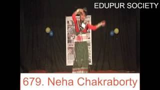 Dance by Neha Chakraborty