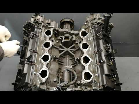Двигатель Infiniti для QX56 (JA60) 2004-2009