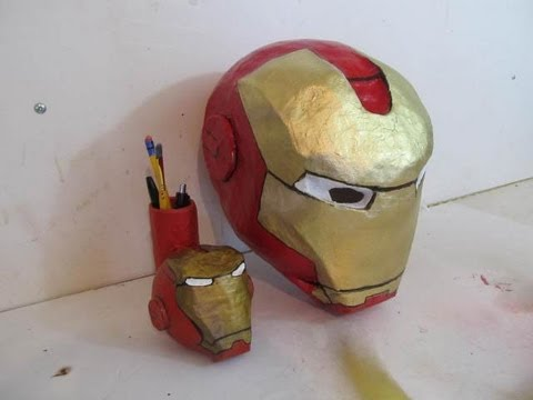 SPIDER MAN HOMECOMING MASK  TUTORIAL  YouTube