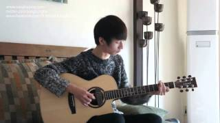 getlinkyoutube.com-Let Her Go - Sungha Jung