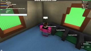 getlinkyoutube.com-How to delete admin pads on roblox, in admin house.