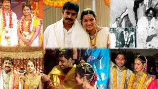 Tollywood‬ Celebrities Wedding Photos -Photo Play