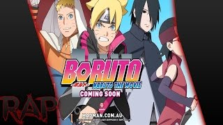 Boruto The Movie | História RAP | Filme: 02 | Byakuran
