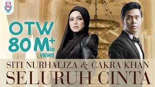 getlinkyoutube.com-Siti Nurhaliza & Cakra Khan - Seluruh Cinta (Official Lyric Video)