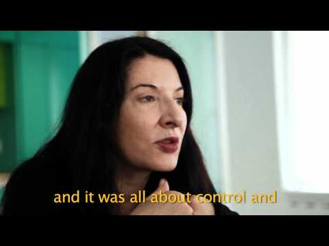 Imagine Fashion Presents: &quot;Invisible Art - Marina Abramovic&quot; by Casey Spooner &amp; Adam Dugas