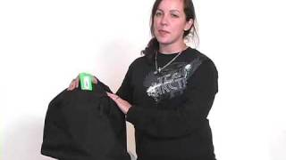 arctic cat standard helmet bag