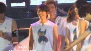 getlinkyoutube.com-YoonHae Moment #66 - 120922 SMTown Jakarta Part 2