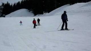 getlinkyoutube.com-Ryder the Skiing Dog