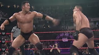 The Rock vs. Ken Shamrock - Intercontinental Championship Match: Royal Rumble 1998