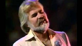 getlinkyoutube.com-Kenny    Rogers     --    Lady       [[   Official    Video   Live    ]]  HQ