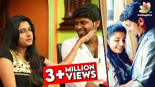 getlinkyoutube.com-Rio Raj and his wife Shruthi Reveal their Love Story | Saravanan Meenakshi Hero Marriage