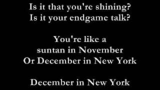 getlinkyoutube.com-Thea Gilmore - December in New York - Lyrics