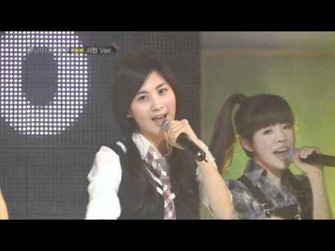 HD SNSD - Way To Go [SeoHyun] Multi Angle ver. The M 6of14 Mar27.2009 GIRLS' GENERATION 720p