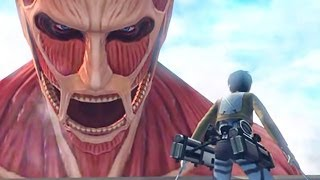 getlinkyoutube.com-【MAD】3DS 進撃の巨人 ゲームプレイ特別編集(Attack on Titan special AWESOME walkthrough)