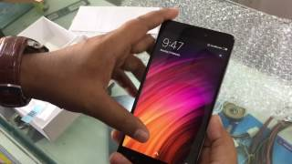 Redmi Note 4 (4 gb Ram, 64 gb) unboxing in hindi