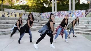 getlinkyoutube.com-J Balvin - SAFARI Coreografía by Chaxi Rodríguez