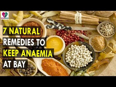6 natural remedies to keep anaemia at bay || Health Sutra - Best Health Tips