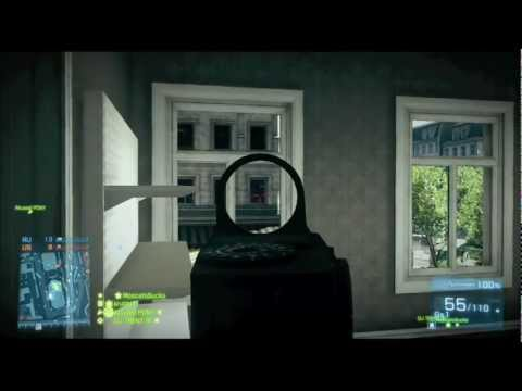 BF3 - Gamers and Guns