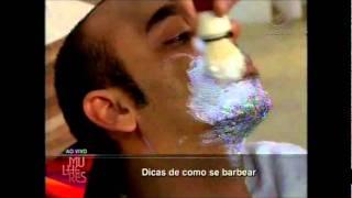 getlinkyoutube.com-Técnicas de Barbear - Ricardo Inácio (Parte 1)