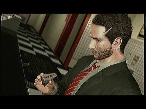 Deadly Premonition: Possibly the funniest cutscene in the game