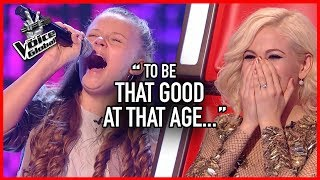 Makayla Phillips: 15-Year-Old Receives Golden Buzzer For