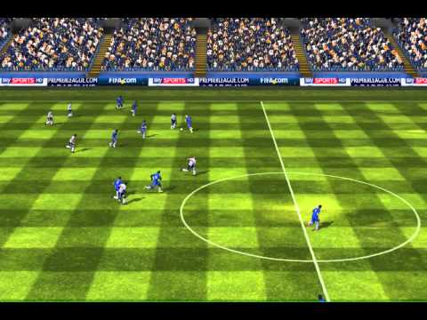 FIFA 13 iPhone/iPad - Chelsea vs. Bolton