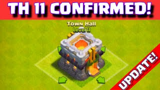 getlinkyoutube.com-Clash of Clans TOWN HALL 11 UPDATE 2015 CONFIRMED! WORLD PREMIERE OF NEW COC TOWNHALL 11