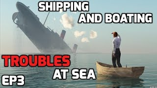 Shipping and Boating Fails troubles at sea ((compilation)) Ep 3