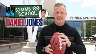Simms QB School: New York Giants' Daniel Jones | Chris Simms Unbuttoned | NBC Sports