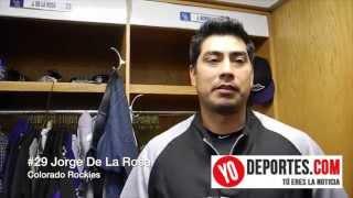 Jorge de la Rosa vs. Rick Renteria en Chicago Wrigley Field
