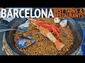 Barcelona Food Tour | 27 Dishes to Eat in Barcelona Spain