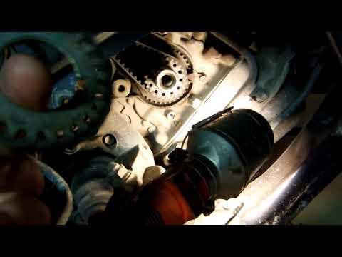 Где в Лексус RX330 сальник двигателя