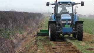 Major Equipment Rotary verge mower