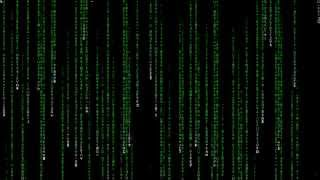 getlinkyoutube.com-1 Hour Matrix Rain Code