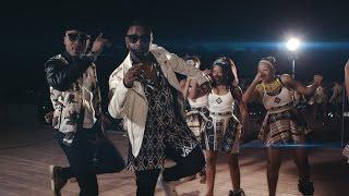 Ommy Dimpoz X Alikiba - Kajiandae (Official Music Video)