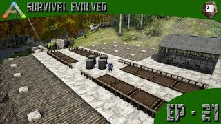 getlinkyoutube.com-ARK: Survival Evolved - Central Farm - Series Z - EP-21