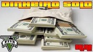 getlinkyoutube.com-NOVO GLITCH DE DINHEIRO SOLO  PS3-XBOX360-PS4-XBOX-ONE-PC GTA V DINHEIRO SUJO P2 1.26-1.28.