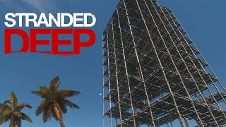 12 STORY TOWER - Stranded Deep #8